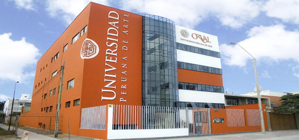 Universidad peruana de arte orval for Universidades que ofrecen arquitectura
