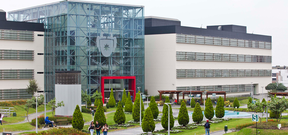 Universidad de lima for Universidades que ofrecen arquitectura