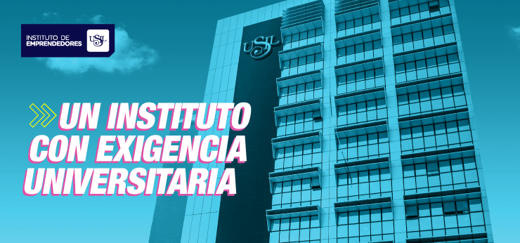Instituto de Emprendedores USIL